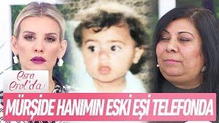 Mürşide hanımın eski eşi telefonda - Esra Erol'da 3 Ocak 2018