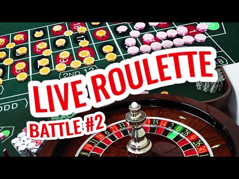 AGGRESSIVE ROULETTE Strategy - Live Roulette Session