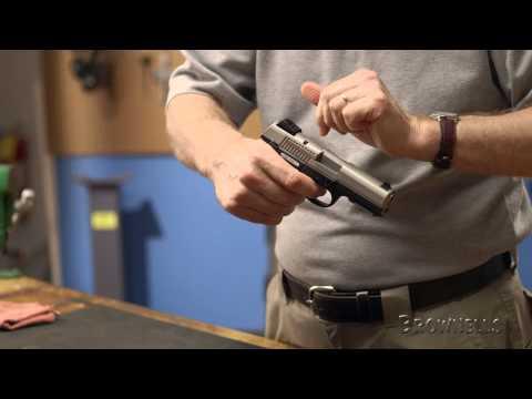 Firearm Maintenance: Ruger SR-9 Reassembly — Part 4/4