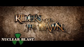 TWILIGHT FORCE - Riders of the Dawn (OFFICIAL LYRIC VIDEO)
