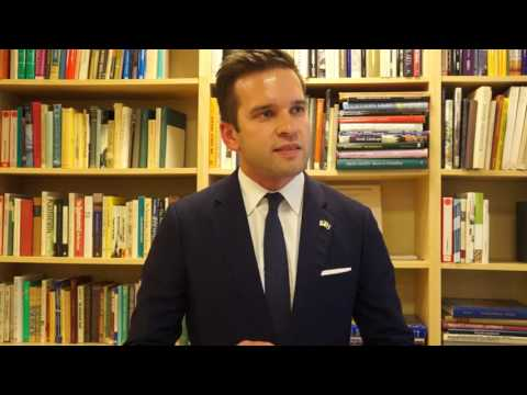 Take 10 with Gabriel Wikström, Sweden's Minister for Health Care, Public Heath and Sport
