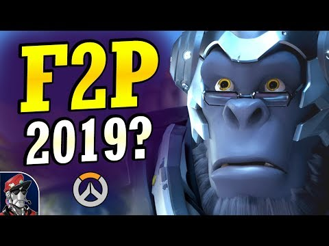 Overwatch Free to Play in 2019?