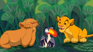 Repeat youtube video The Lion King - I Just Can't Wait To Be King (1080p)