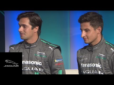 Panasonic Jaguar Racing   Season Four Team Launch