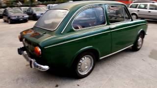 FIAT 850 in demolizione ..... ma c