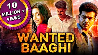 Wanted Baaghi (Pokkiri) Hindi Dubbed Full Movie | Vijay, Asin, Prakash Raj