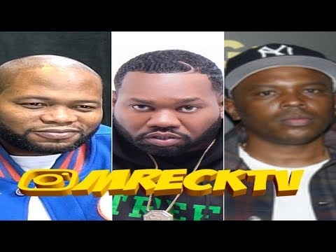 Twiz: Raekwon Can F!ght,I Almost Went Str@p For Str@p W/ Rae & Power For Money Mike Tyson PT2 M.Reck