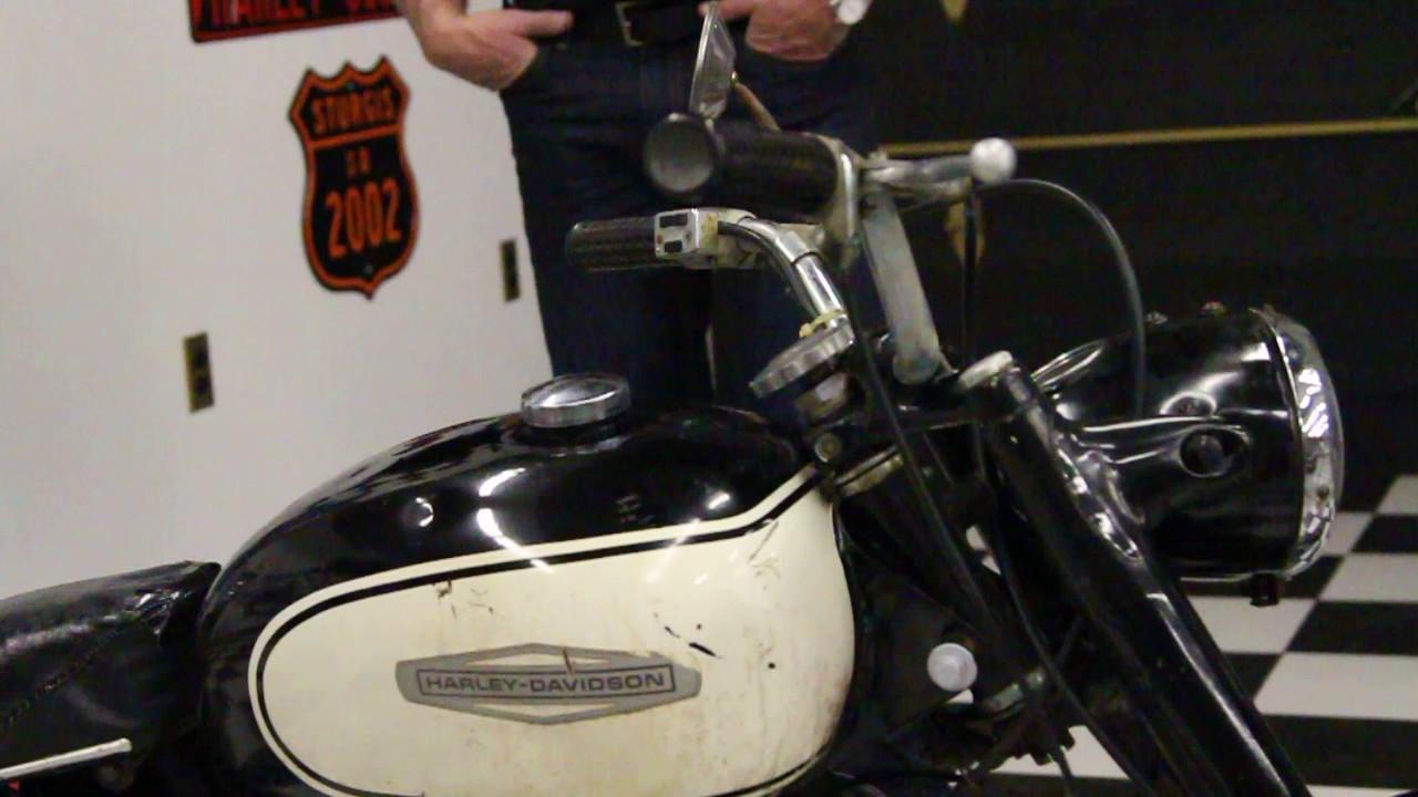 1967 Harley Sprint Aermacchi by lr882027