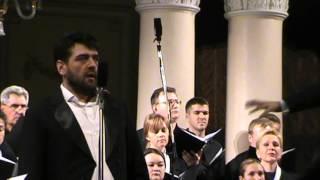 Wagner Parsifal, Wehe mir der qual. Wehvolles Erbe Andrey Maslakov 22.09.2015