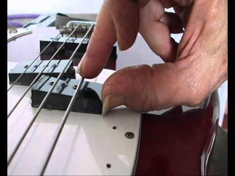 Cursillo de Bajo Elctrico  vdeo n 1  YouTube