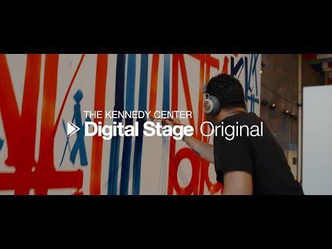 RETNA: From Graffiti To Fine Art (A Kennedy Center Digital Stage Original)
