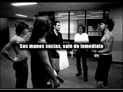 Pearl Jam - W.M.A. SUBTITULADA ESPAÑOL