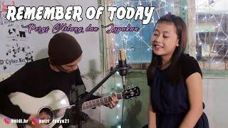 Remember Of Today - Pergi Hilang dan Lupakan (Puput x Heldi Hr Cover)   Jamming Session