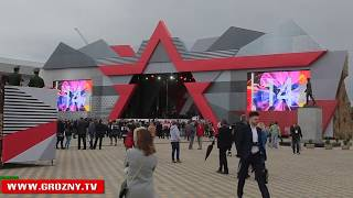 """Чечня удостоилась высокой оценки на международном военно-техническом форуме """"Армия 2017"""""""
