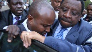 odm mp junet mohamed arrested at nation centre