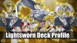 Lightsworn Deck Profile! New Structure Deck! March 2014