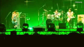 "Chatmonchy [Restaurant Main Dish] Live at : Budokan 2008 ""シャング..."
