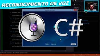 Reconocimiento de voz en C# | Speech