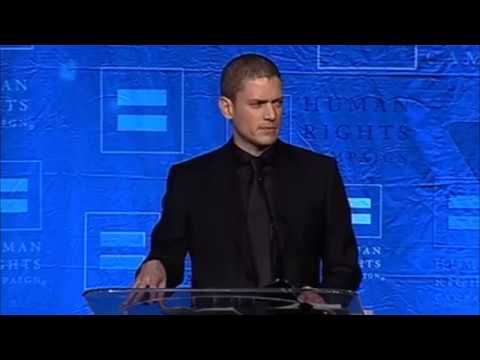Wentworth Miller on community, coming out, and being a role model - ManKind Project
