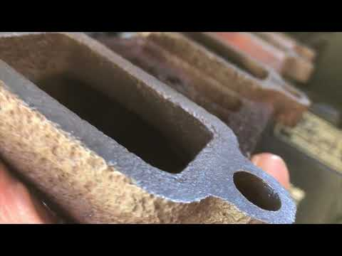 FEL-PRO Exhaust Manifold Gasket replacement - FORD FE 360/390