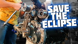 Mitsubishi ECLIPSE life (5. 4G63 Short block assembly) - #SaveTheEclipse