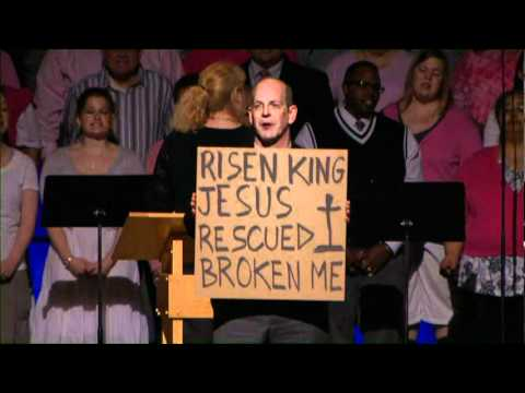 Vineyard Church Cardboard Testimony