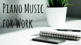 Piano Music: Relaxing Music, Study Music, Deep Focus Music, Sleep Music, Meditative Music