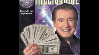 Who Wants To Be A Millionaire? 3rd Edition Game #1