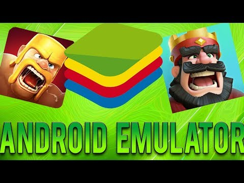 HOW TO PLAY ANDROID GAMES ON PC WITH BLUESTACKS