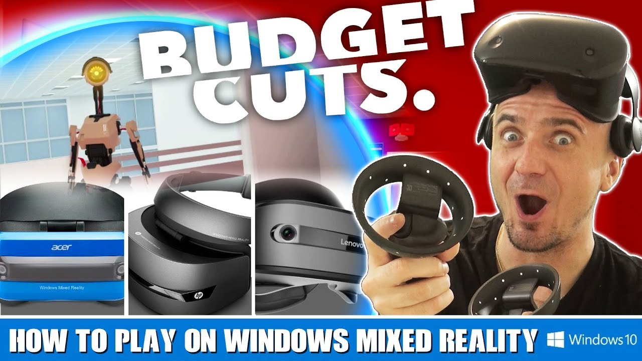 Budget Cuts VR on Windows Mixed Reality - Controller Fix Tutorial