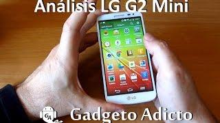 Análisis lg g2 mini (en español)