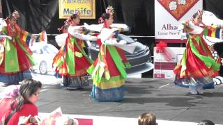 Jung Im Lee Korean Dance Academy @ 2013 San Gabriel Valley New Year (pt. 2)