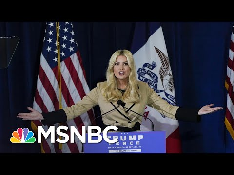 D.C. Prosecutor Contradicts Ivanka On Inaugural Committee Overpayment To Trump Hotel | Rachel Maddow