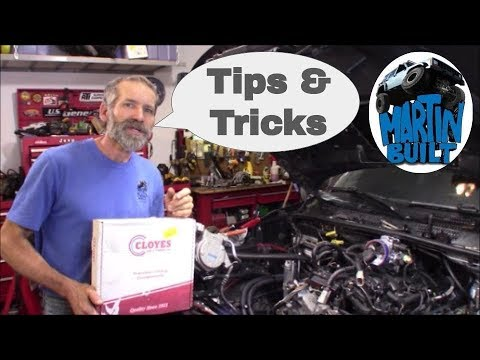 How to Install Timing Chain Set Dodge, Jeep & Chrysler 4.7 & 3.7L