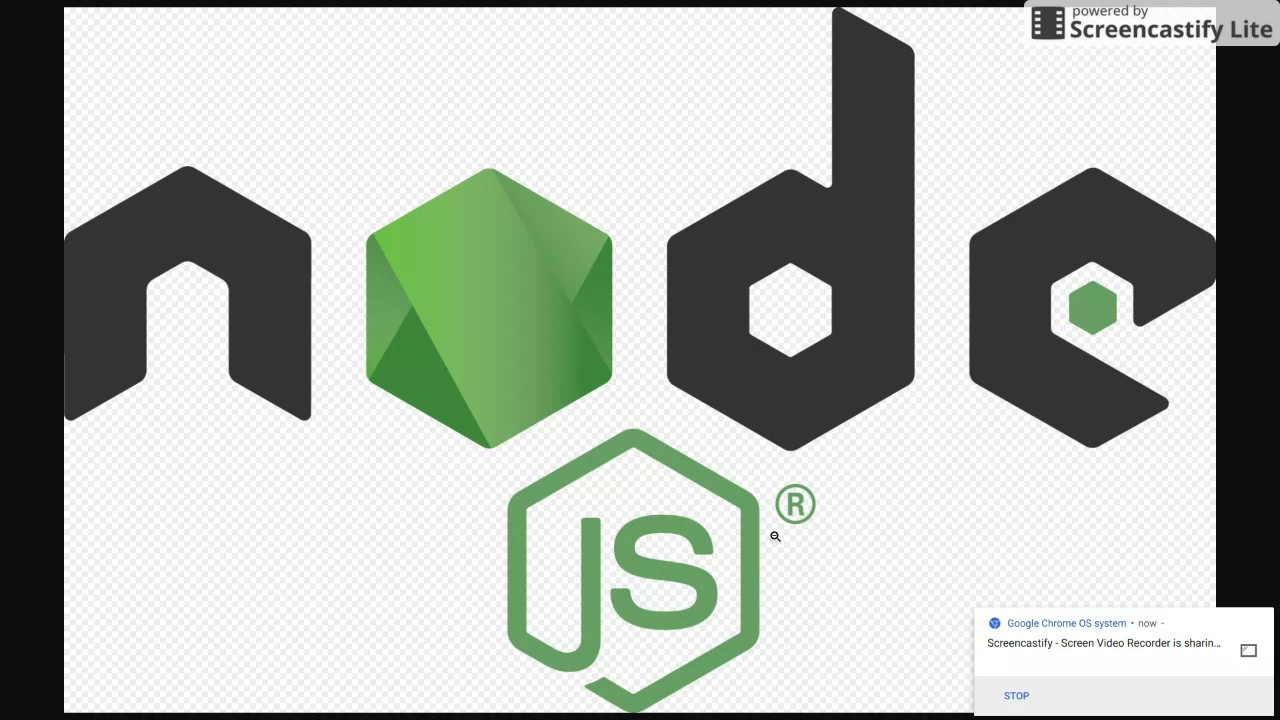 Chromebook survival guide for linux nodejs developers · Leon