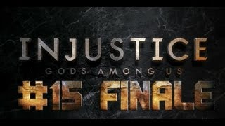 Lets Play Injustice Götter Unter Uns Deutsch Part 15 Finale German Walkthrough Gameplay