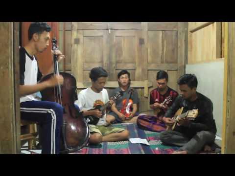 Tanah Airku keroncong - cover by Keroncong Biru