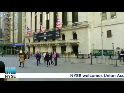 Union Acquisition Corporation celebrates their Initial Public Offering on the NYSE (NYSE: LTN.U)