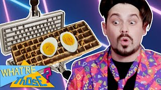 Reacting to the Weirdest Breakfast Gadgets (What're Those?!)