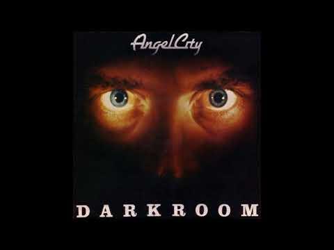 Angel City - Dark Room (Withdrawn CD Issue of 1980 album)