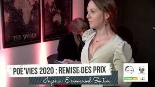 POE'VIES 2020 : Ingénu
