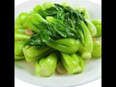 CẢI THÌA XÀO TỎI cực ngon By Ẩm thực Việt