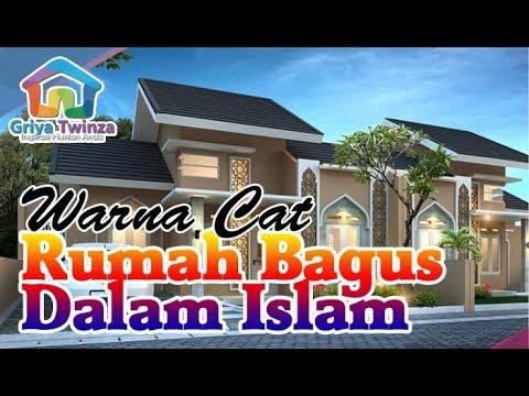 Warna Cat Rumah Yang Bagus Menurut Islam Tampak Depan Youtube