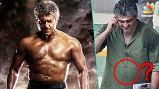 Ajith's six pack in Vivegam first look: Is it fake?