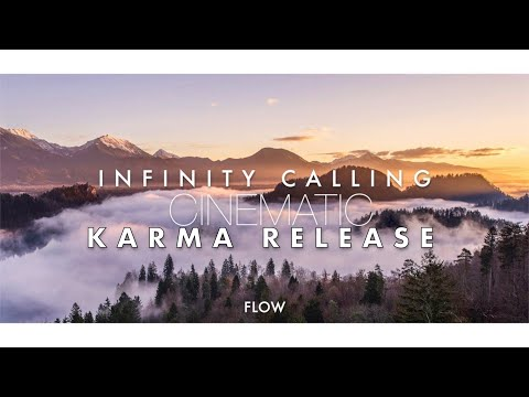 Cinematic Infinity Calling | Wellness Meditation (Pain Relief) ||  Song of Goodbye