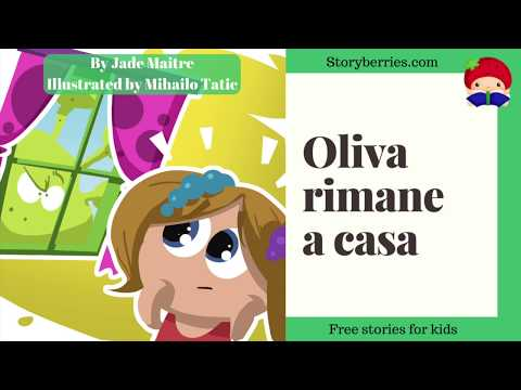 Olive Stays In  [ITALIAN] - Children's Story For Talking With Kids About Coronavirus | Storyberries