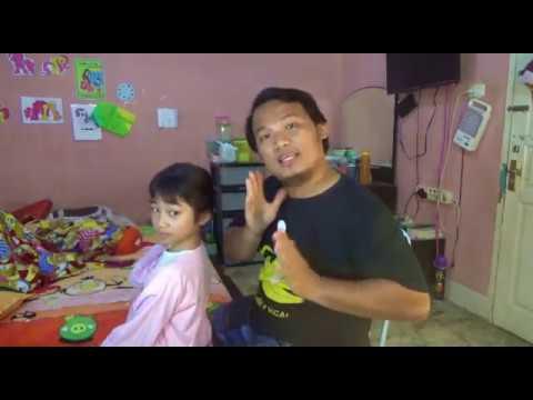 Tutorial Mengikat Rambut anak Perempuan(5 Style) - YouTube