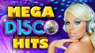 �������� ���� Mega Disco - 80's Best Disco Hits - Retro Megamix (Various Artists) ������