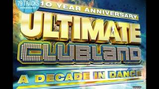 Pretty Green Eyes (CJ Stone Remix Edit) - Ultrabeat (Ultimate Clubland)