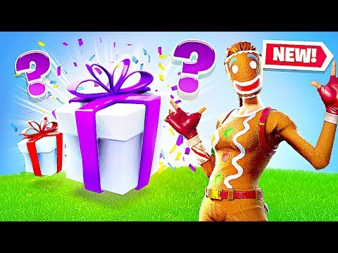 send recieve gifts fortnite battle - gifting on fortnite mobile